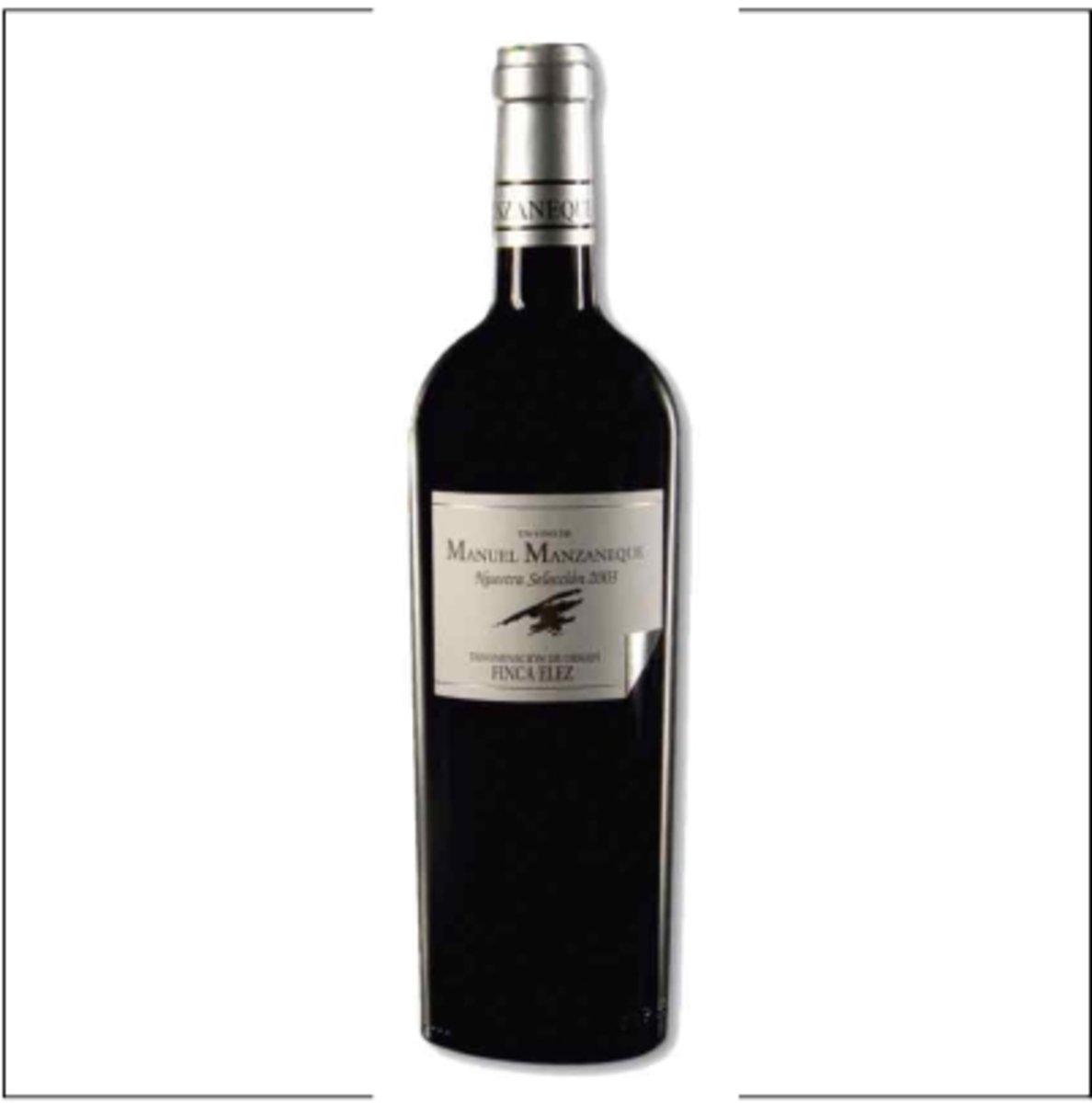 莊園精選 乾紅葡萄酒 2004