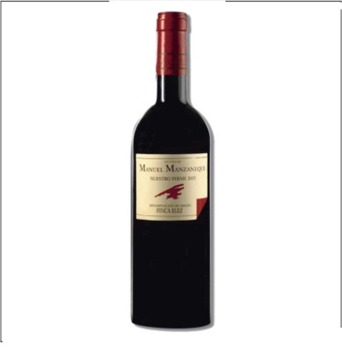 莊園詩拉 乾紅葡萄酒 2006