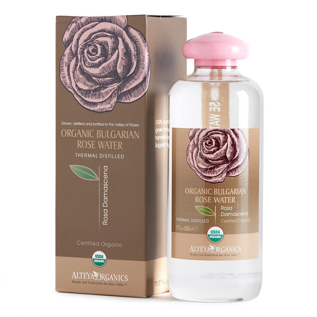 有機玫瑰花水 (500ml)