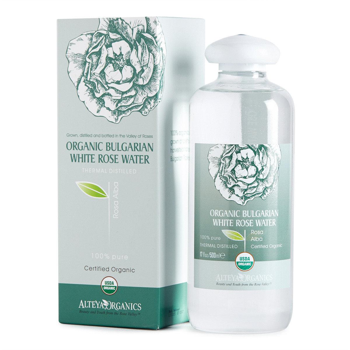 有機白玫瑰花水 (500ml)