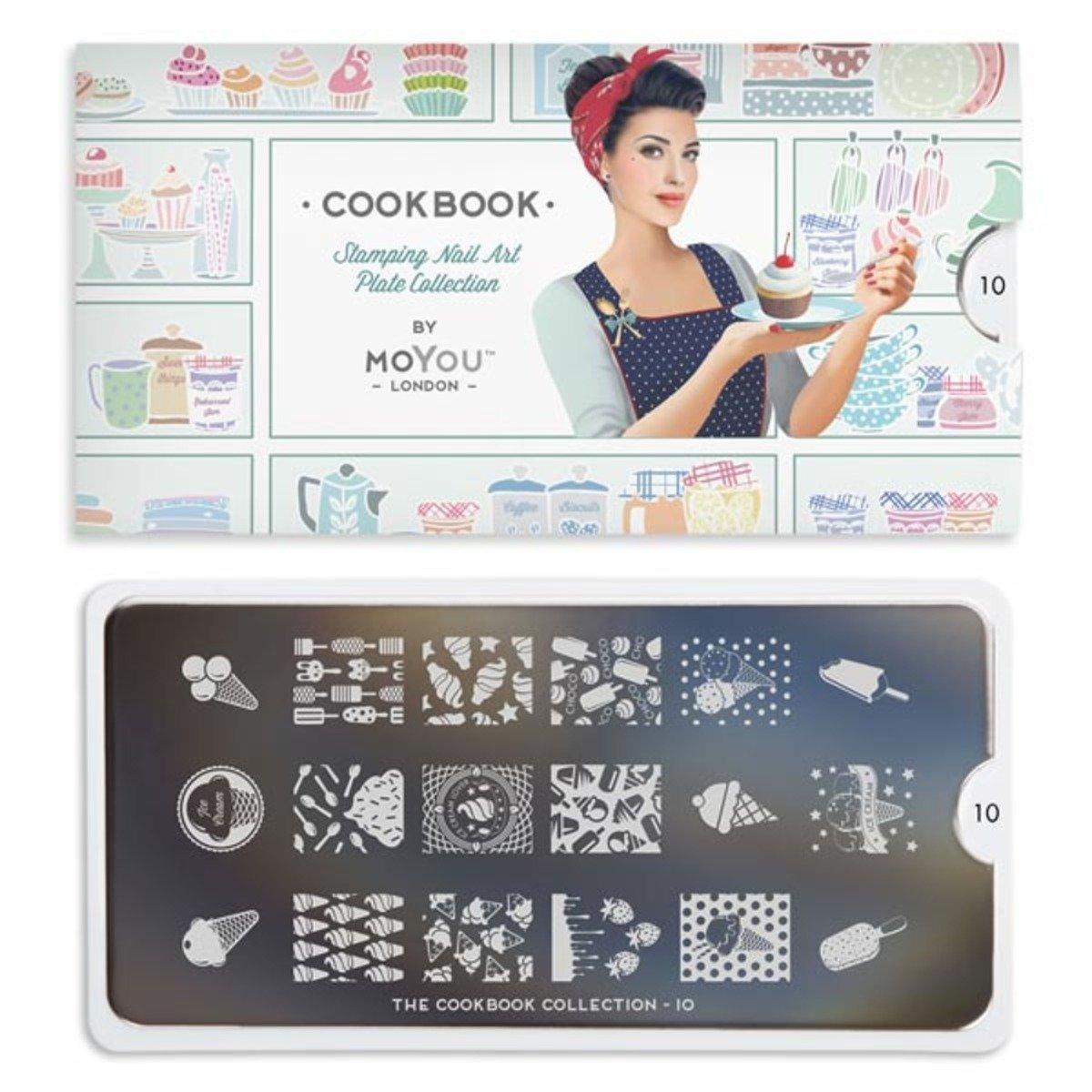 印花板 - 廚娘系列 10