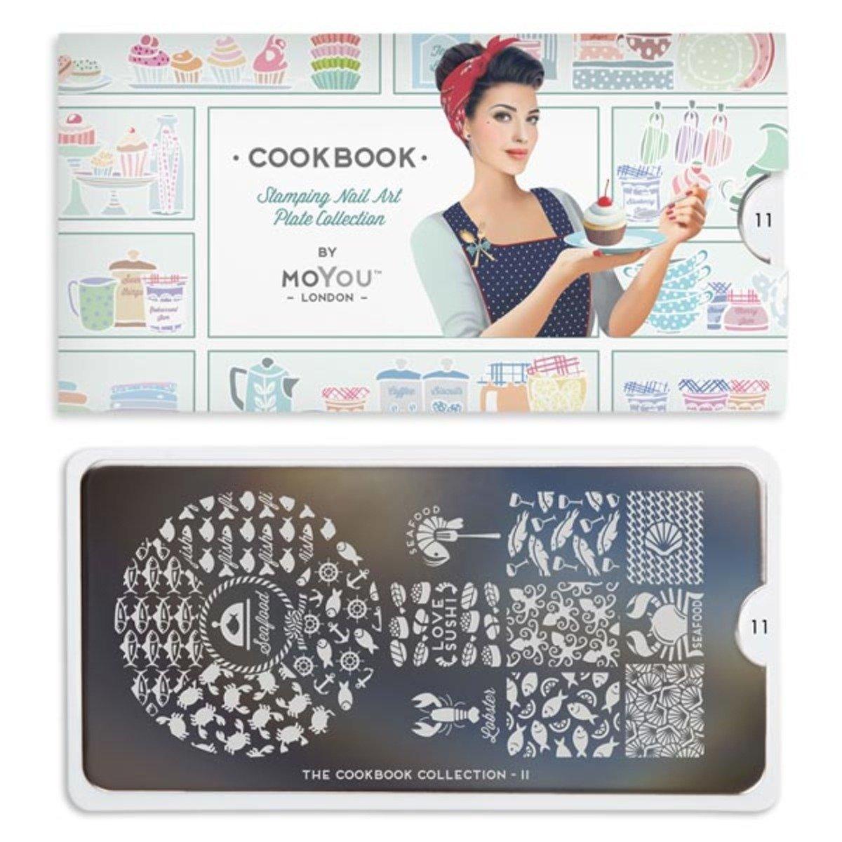 印花板 - 廚娘系列 11