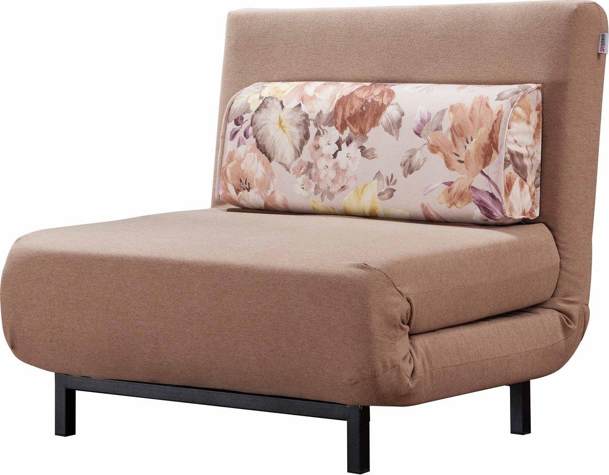 日式功能梳化床連抱枕(布套可拆洗) (顏色編號:148)