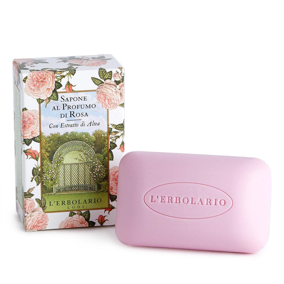 玫瑰香體皂