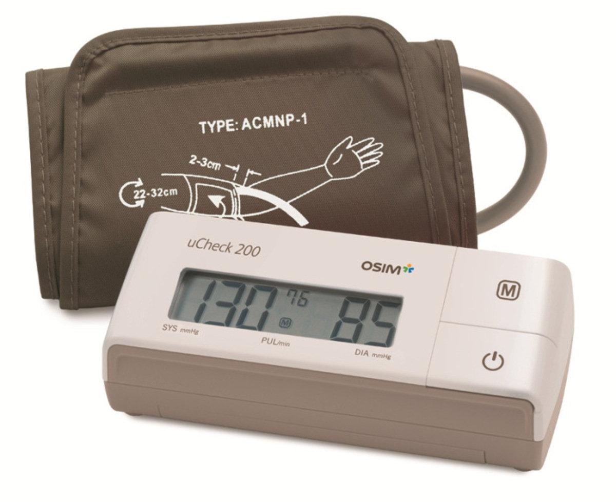 uCheck 200 手臂式血壓計