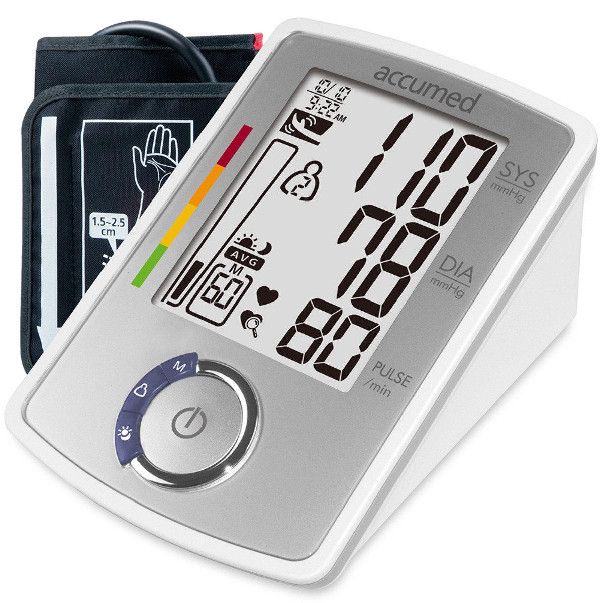 AU941f 電子手臂式血壓計 (5年保用)