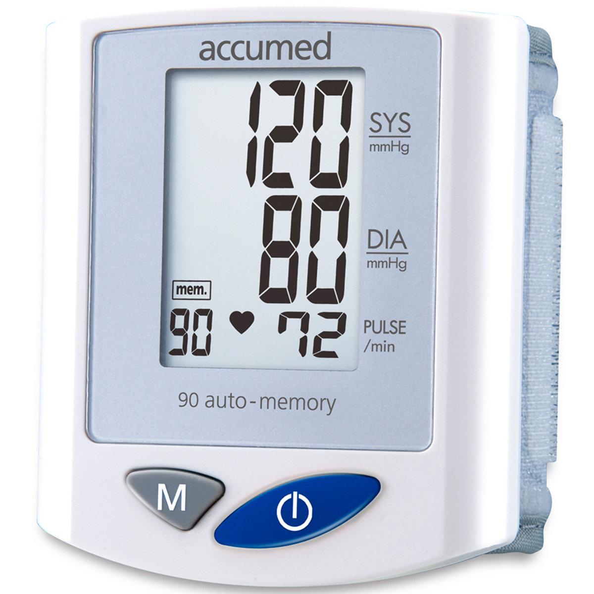 K150 電子手腕式血壓計