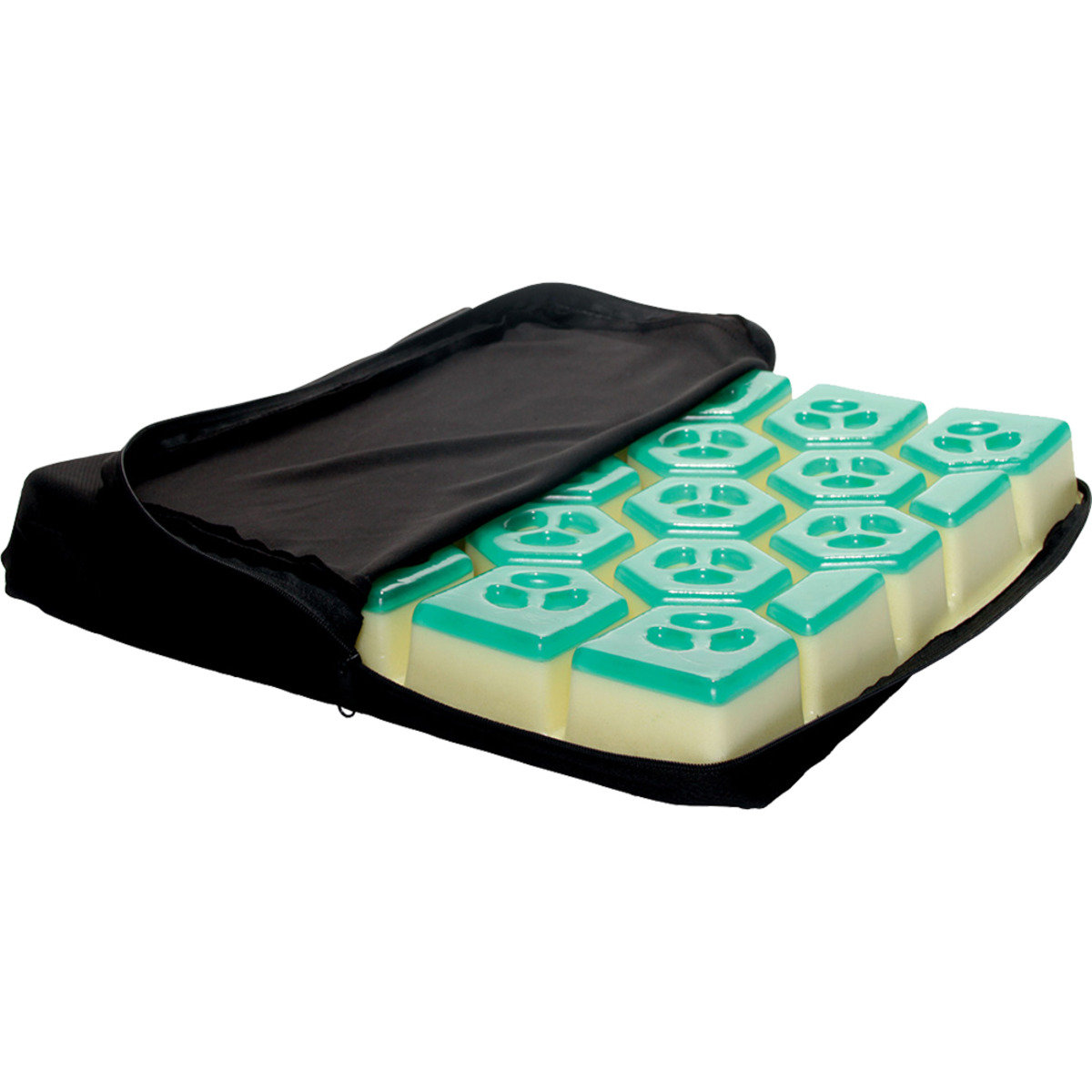 Cell 啫喱海綿減壓座墊 (六角形,40cm闊)