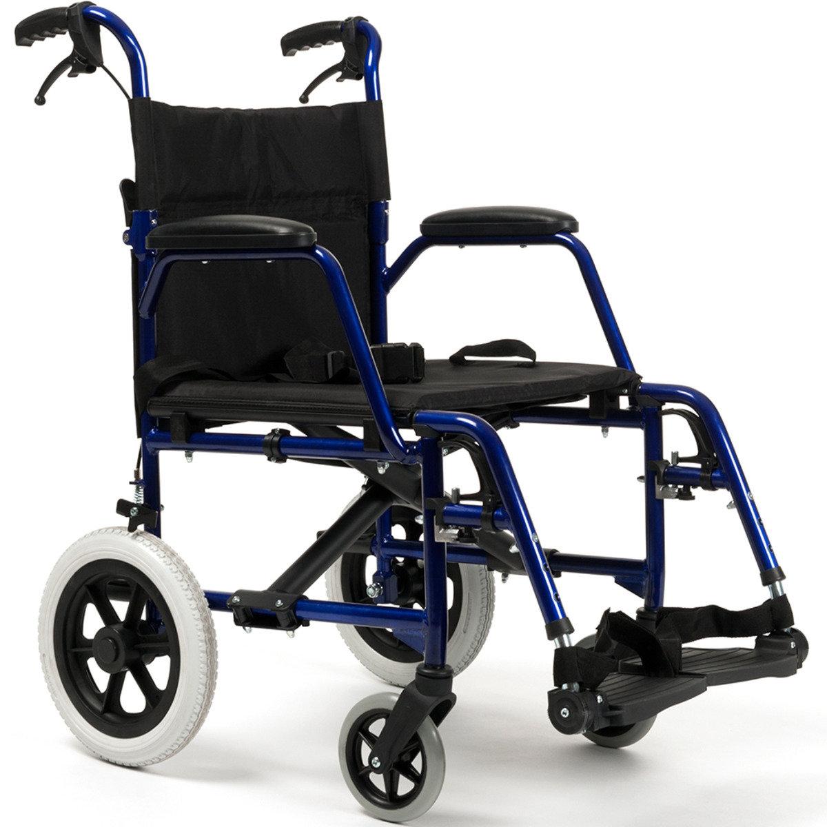 比利時 Bobby 多功能輕輪椅