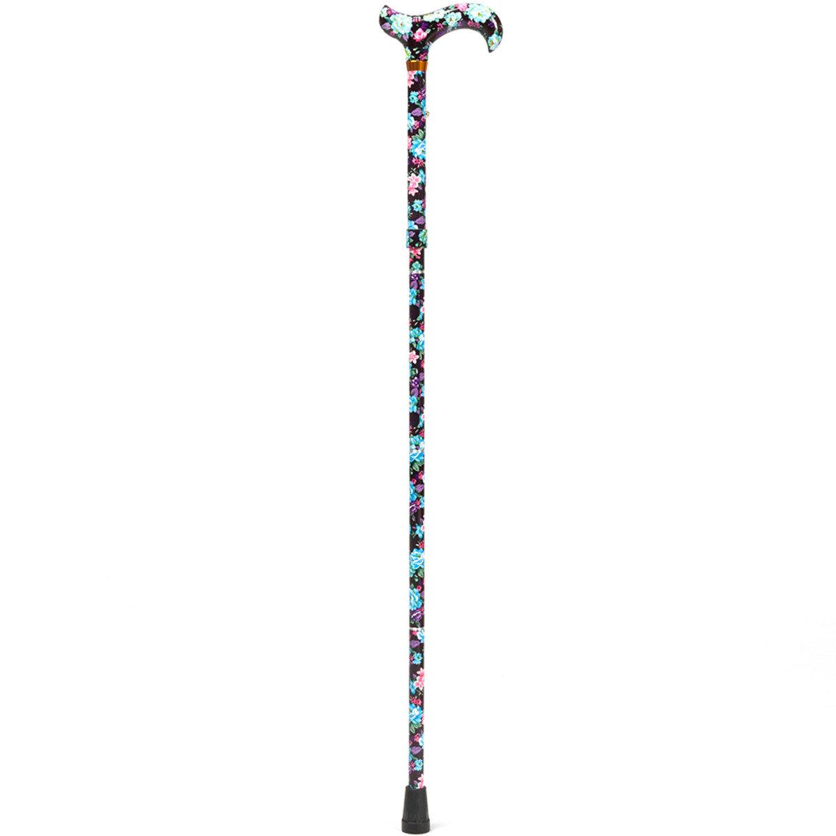比利時 Flora 2 摺疊花紋枴杖