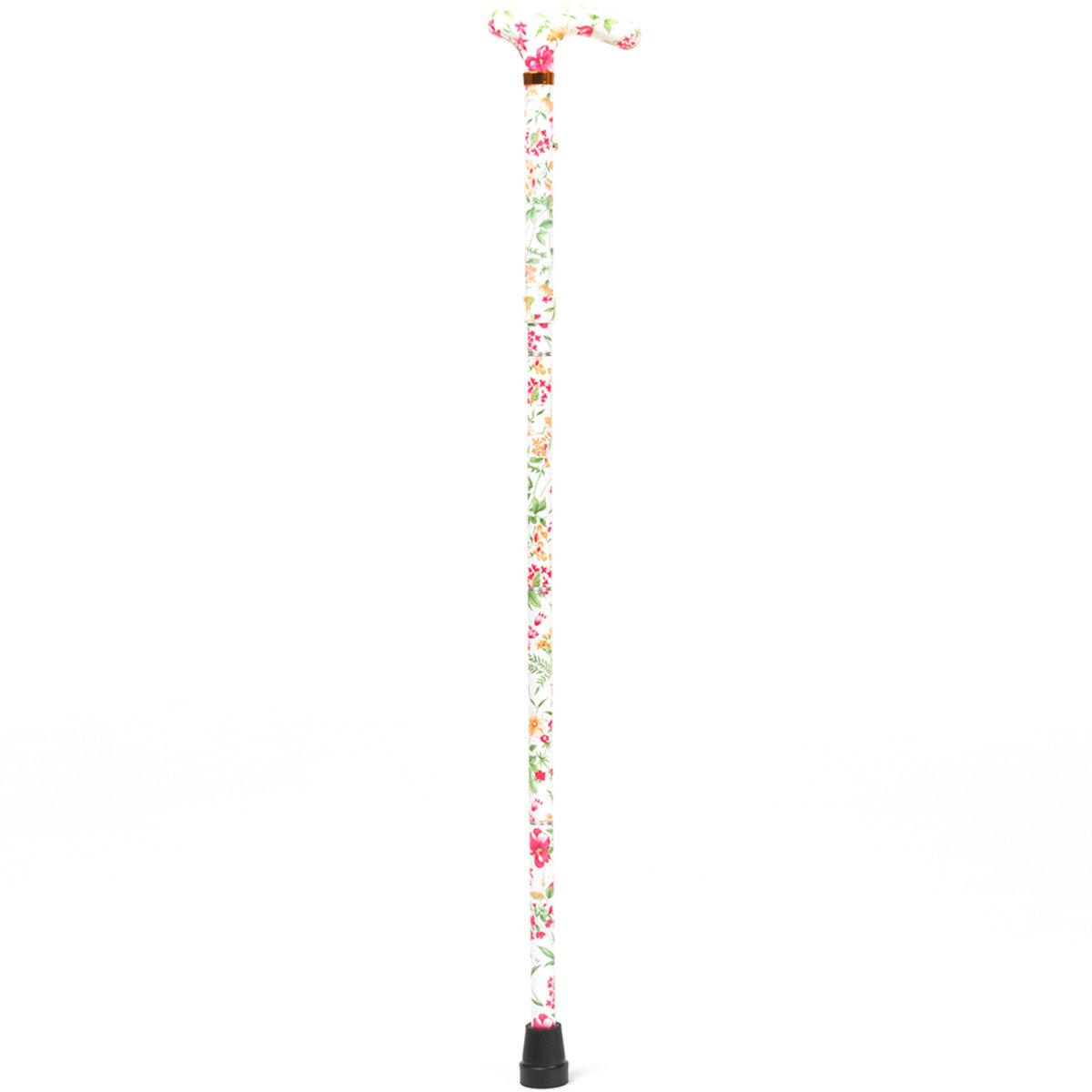 比利時 Flora 3 摺疊花紋枴杖