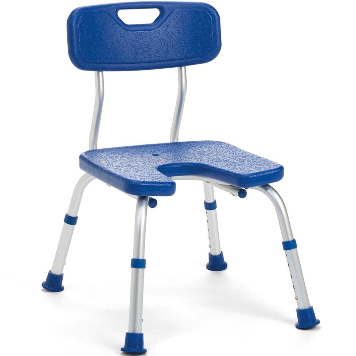 比利時 Melbourne U形座板靠背沐浴椅