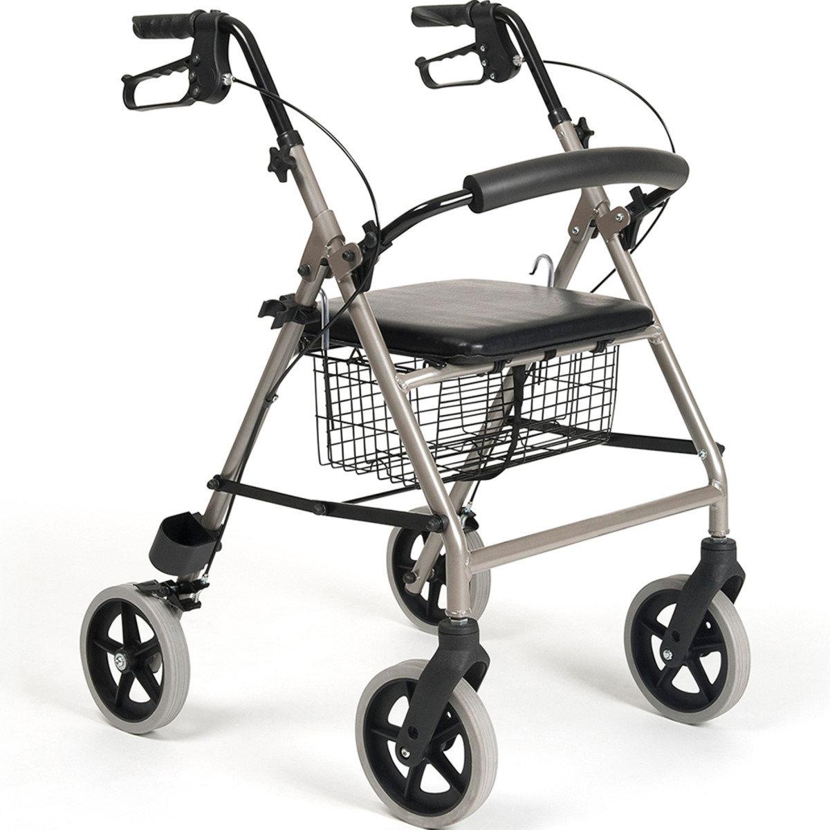 比利時 Eco-Light 摺合式助行車
