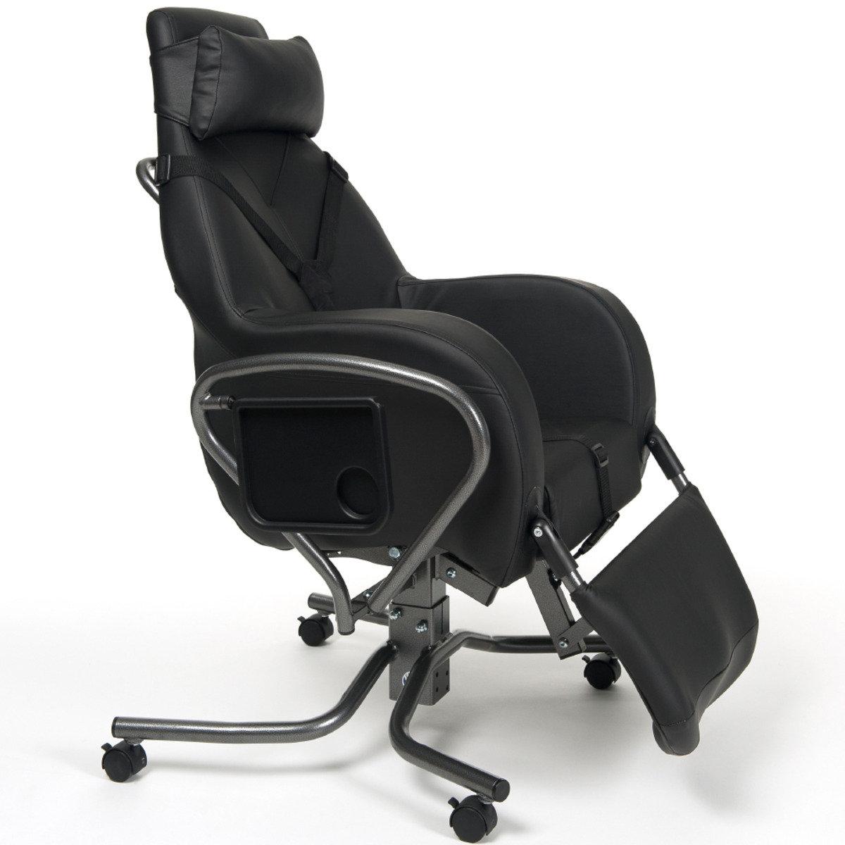 比利時 Charme Deluxe 有輪高背椅