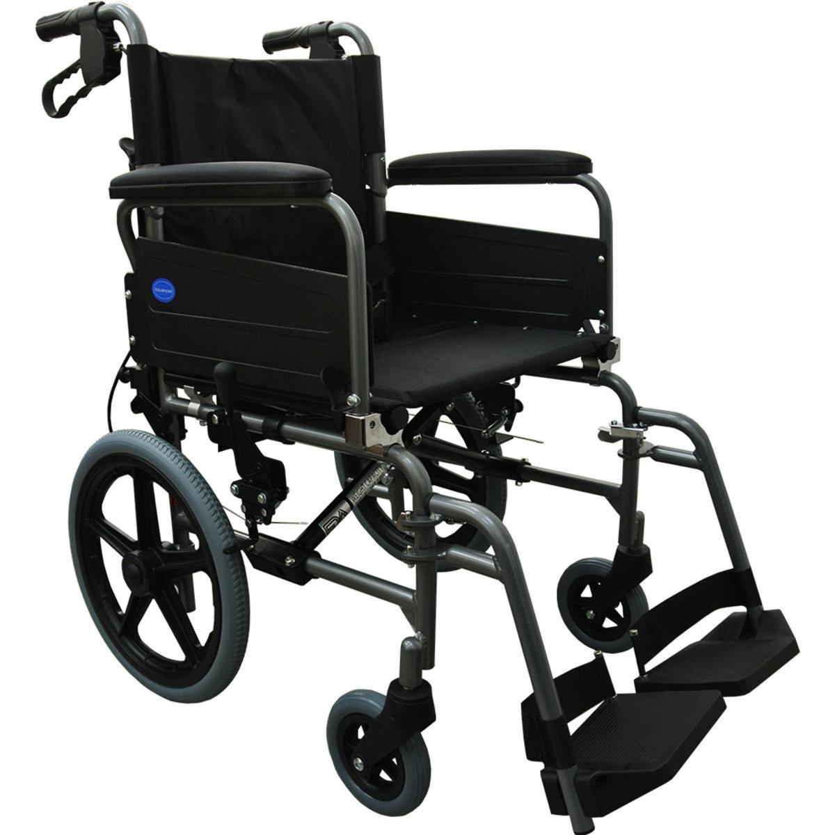 """7530 多功能輕輪椅 (18""""座闊,長扶)"""