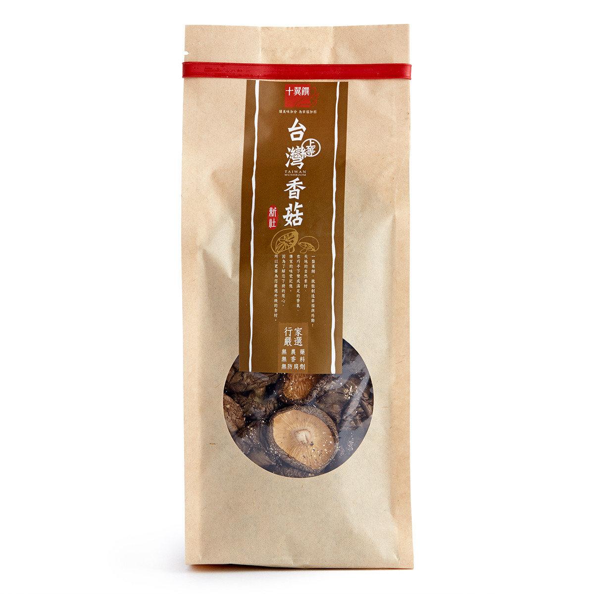 上等台灣香菇