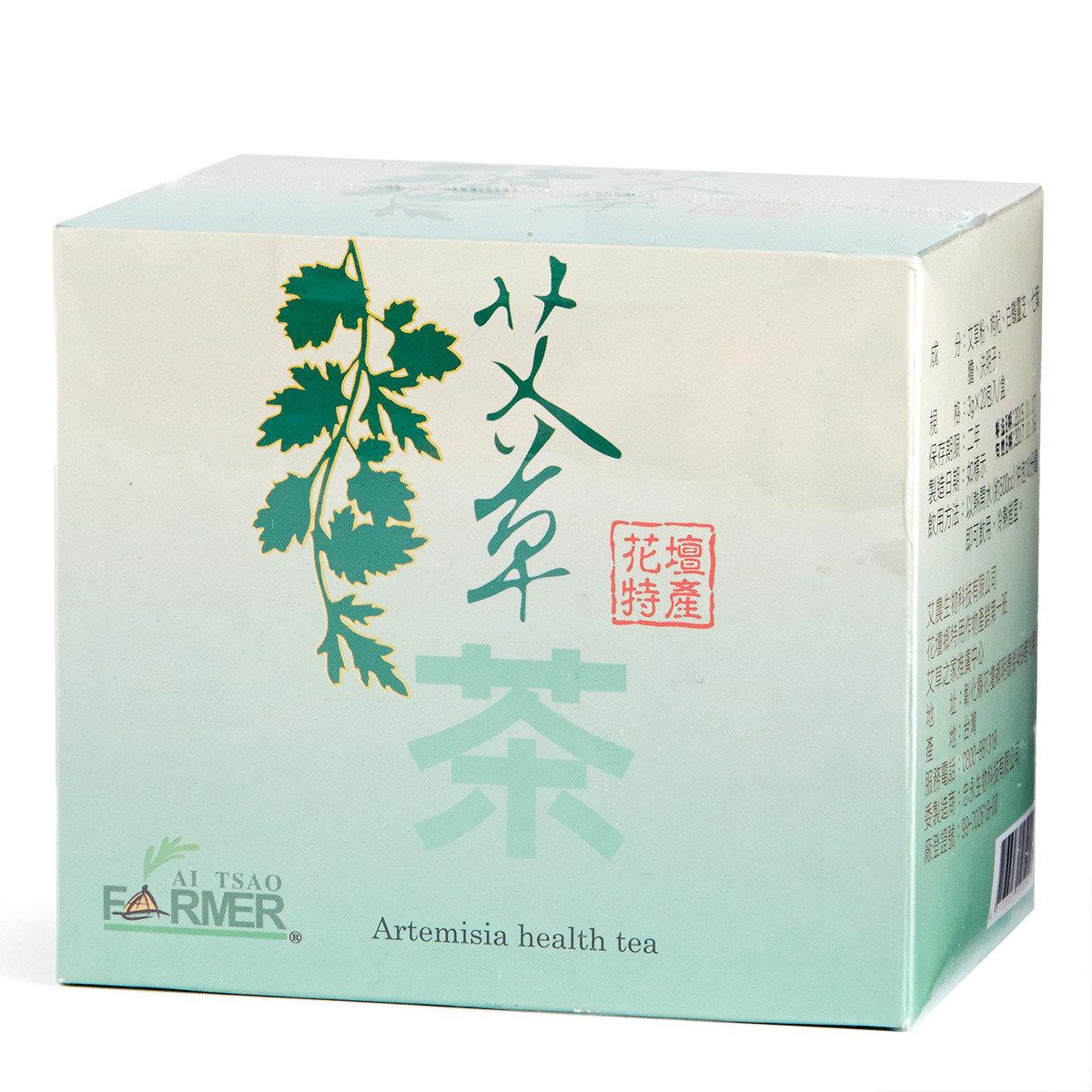艾草養生茶