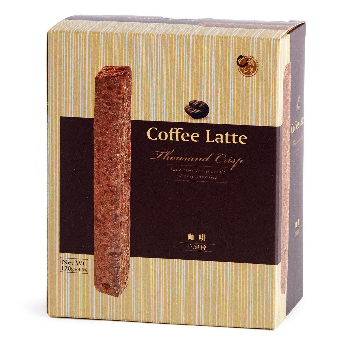 咖啡千層棒