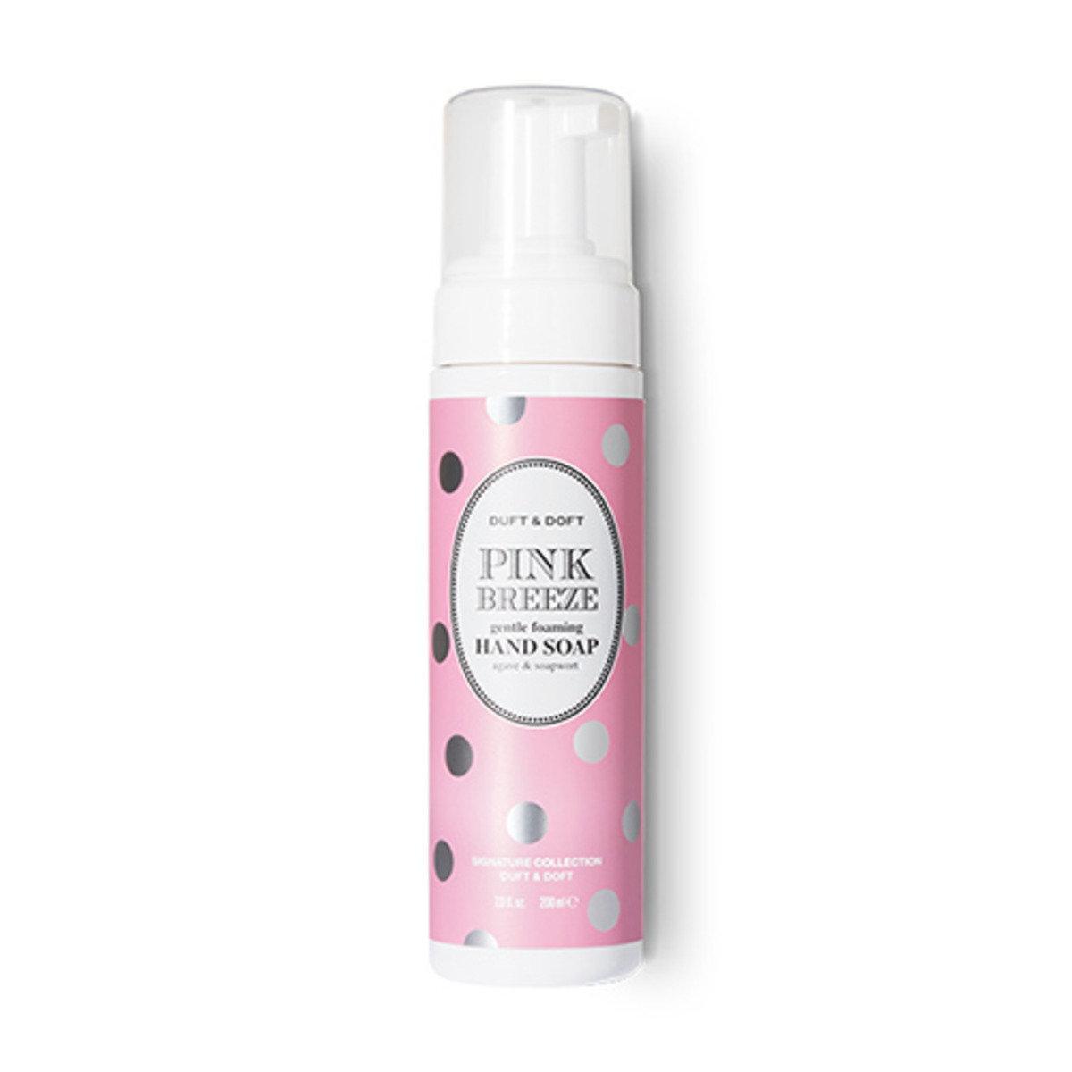 Pink Breeze 溫和泡沫洗手液