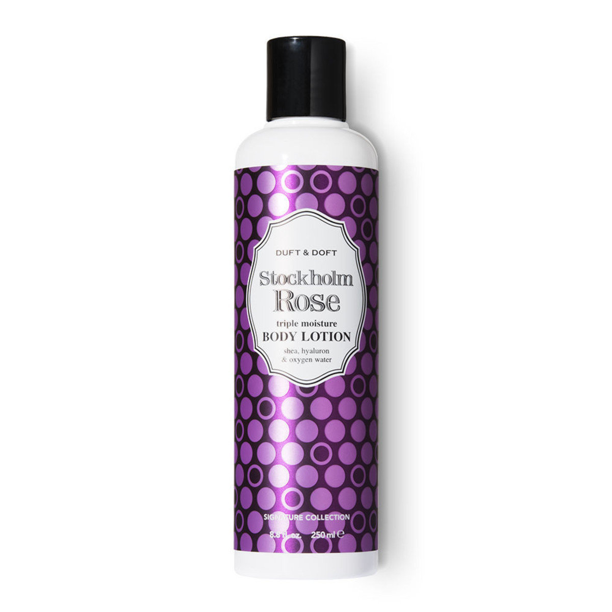 Stockholm Rose 三重保濕身體潤膚乳