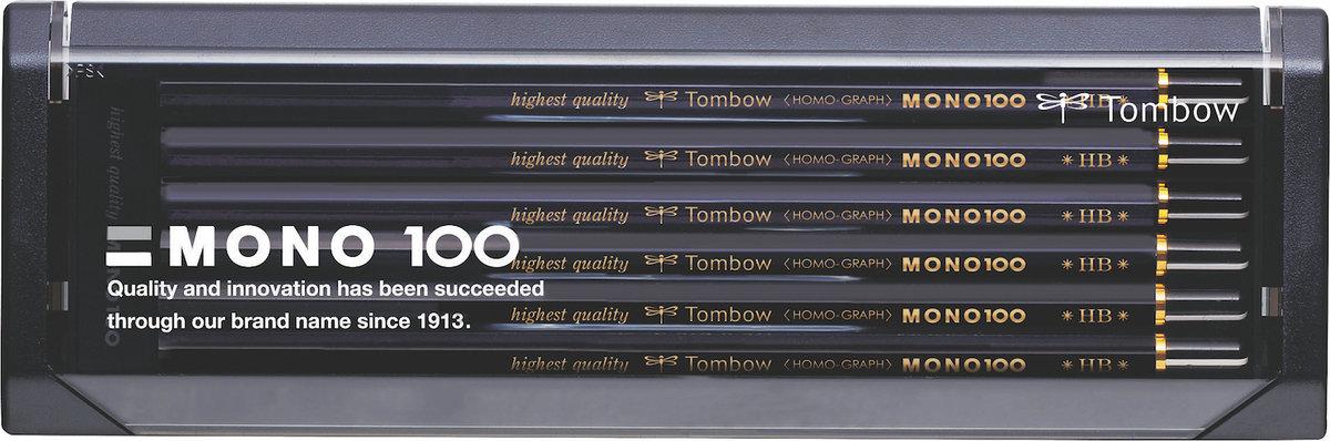 Mono 100 高級鉛筆 (HB)
