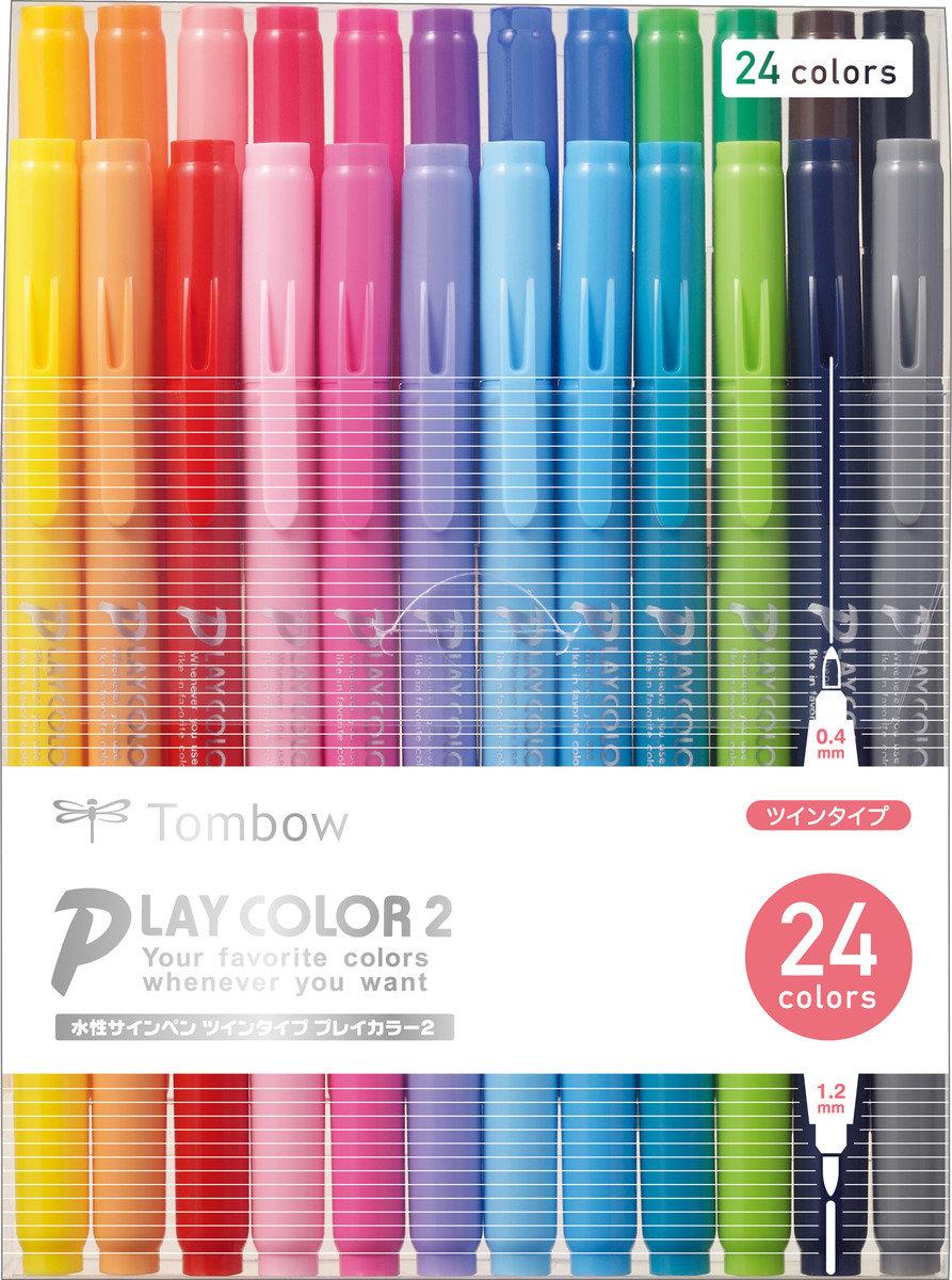 Play Color 2 水筆套裝 (24色)