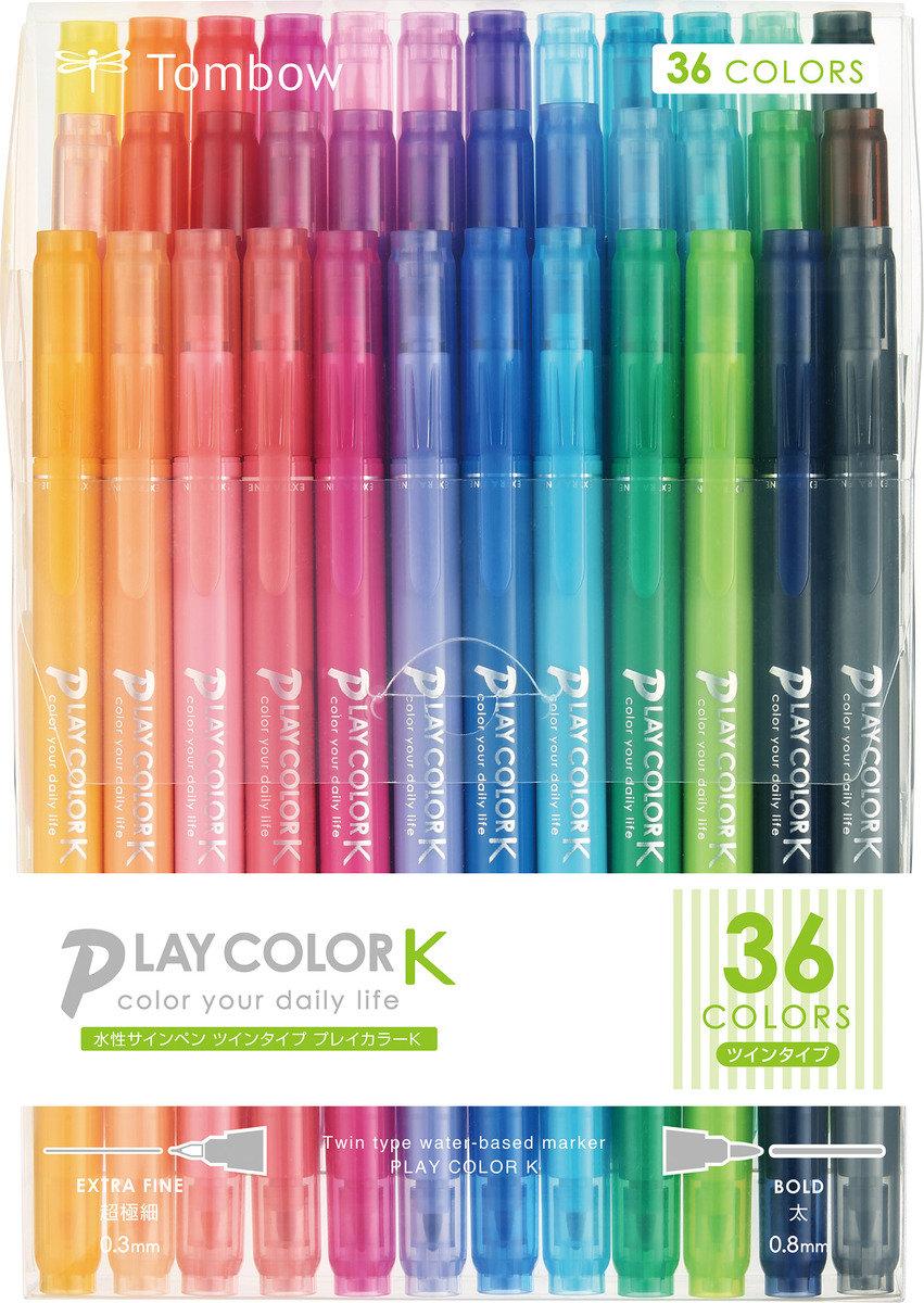 Play Color K 水筆套裝 (36色)