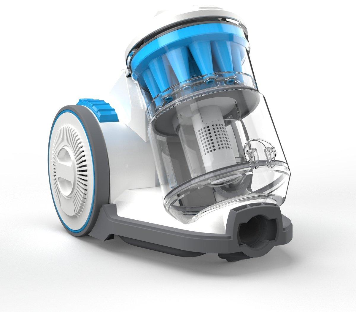 HC-AM-HKA 免 塵 袋 吸 塵 機