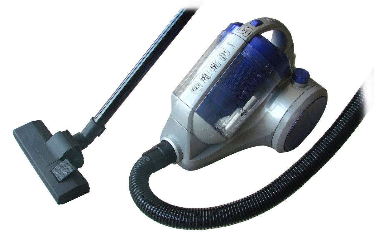 GVC2000S 多重離心旋風免塵袋吸塵機