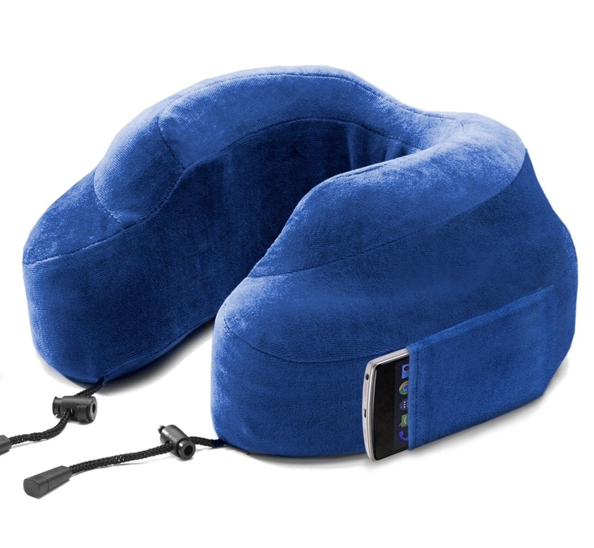 cabeau evolution pillow blue tpep2313 - Cabeau Evolution Pillow
