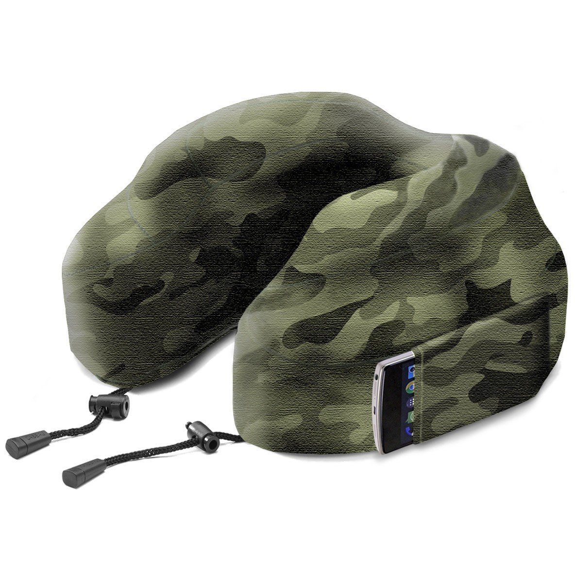cabeau evolution pillow camouflage tpep2320 - Evolution Pillow
