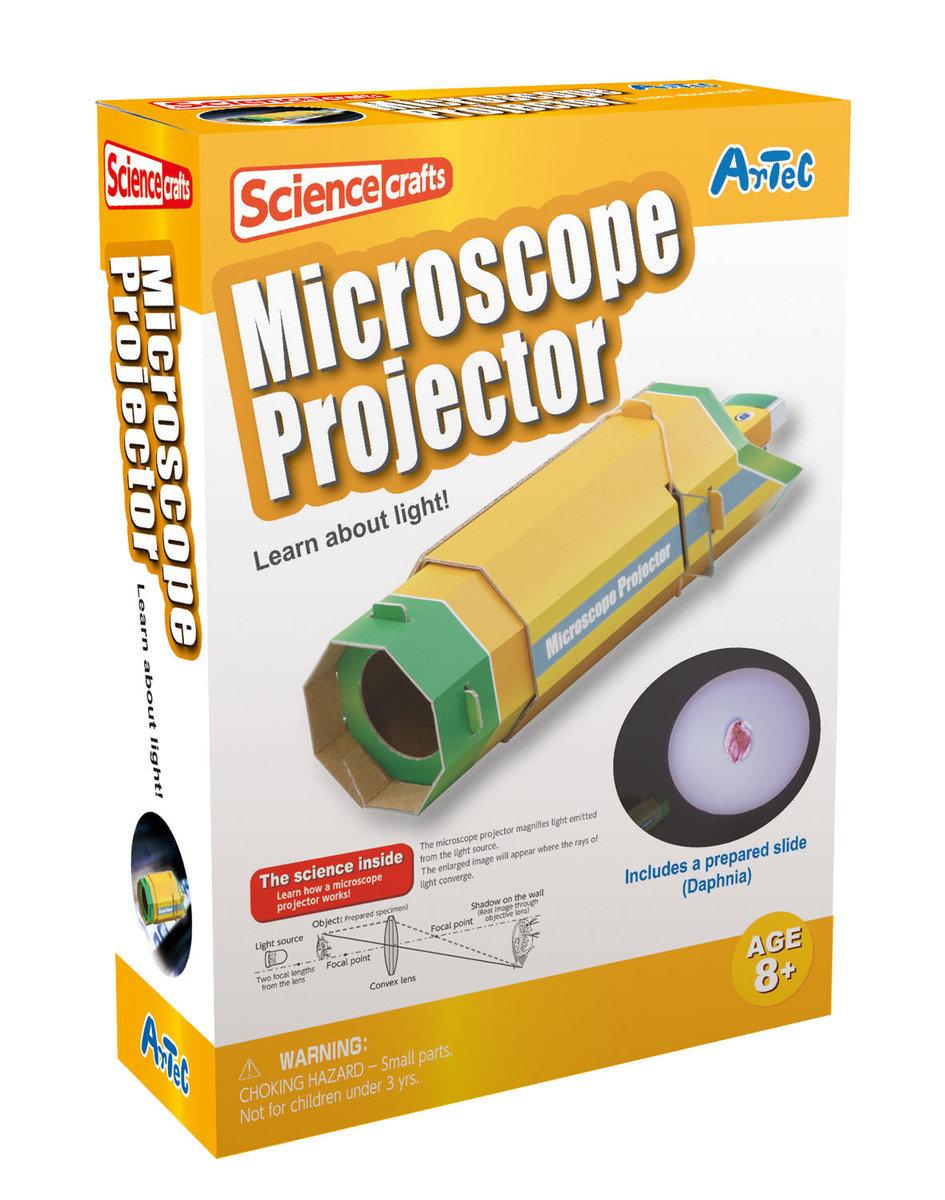 小小科學家-投影顯微鏡