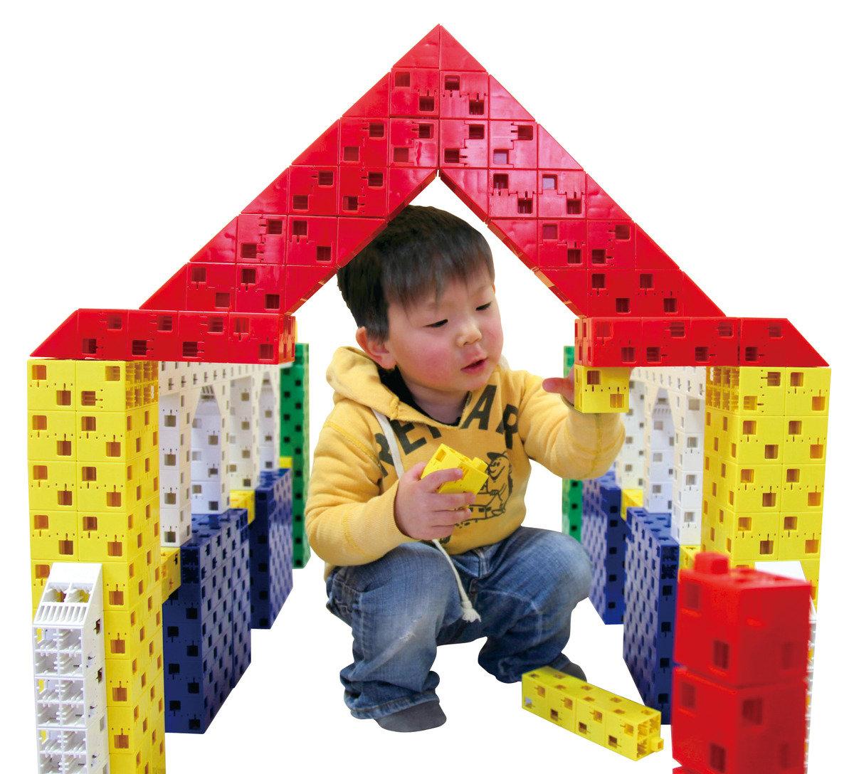 幼兒立體積木 (歲半至三歲.30件裝)