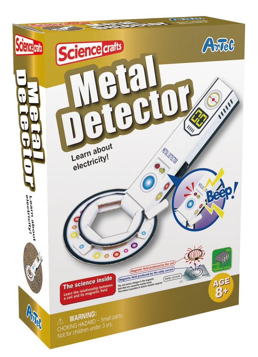 小小科學家-金屬探測器
