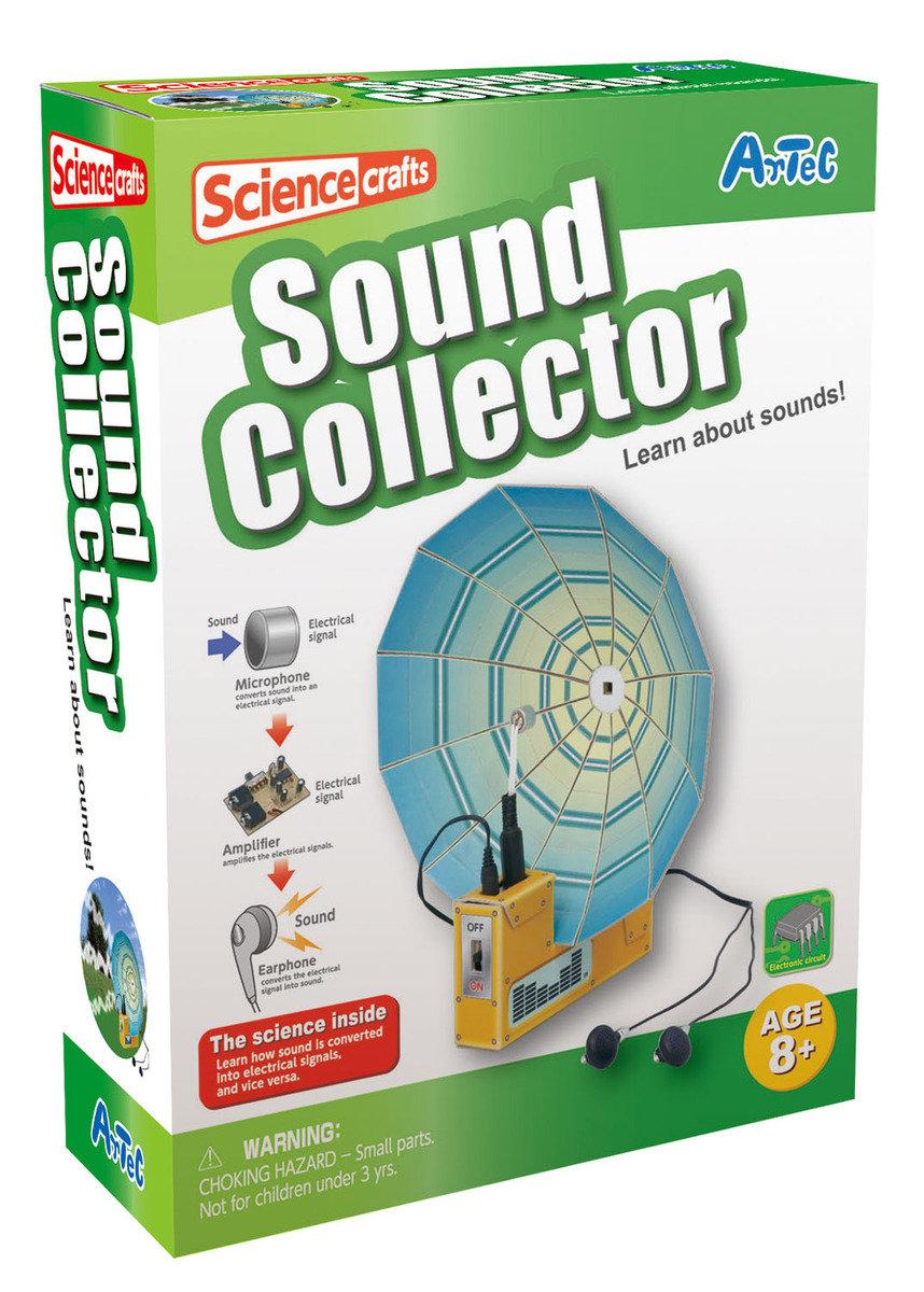 小小科學家-聲音收集器