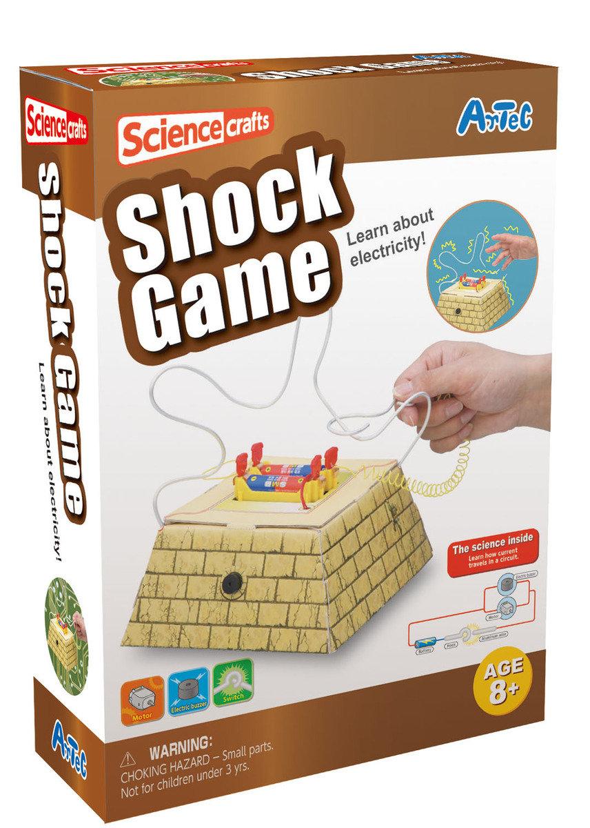小小科學家-電玩比拼遊戲