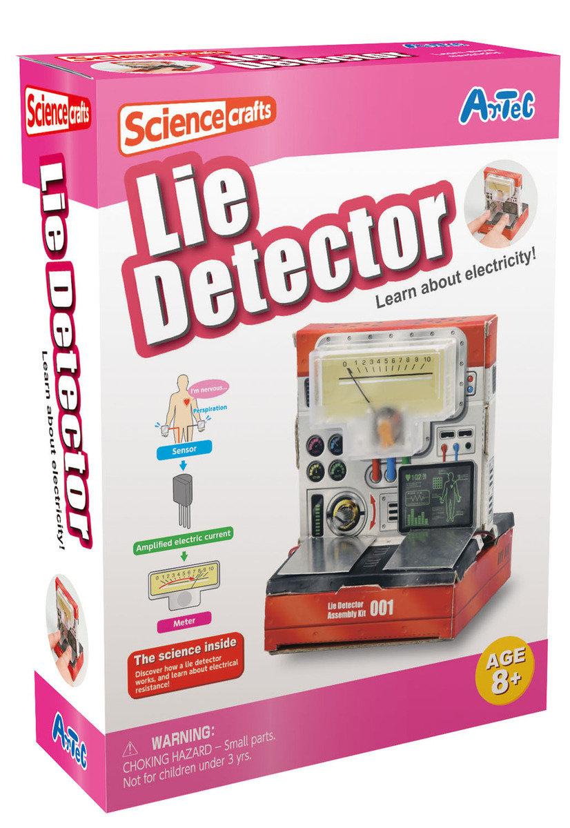 小小科學家-測謊機