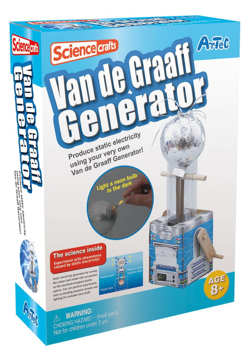 小小科學家-靜電製造儀