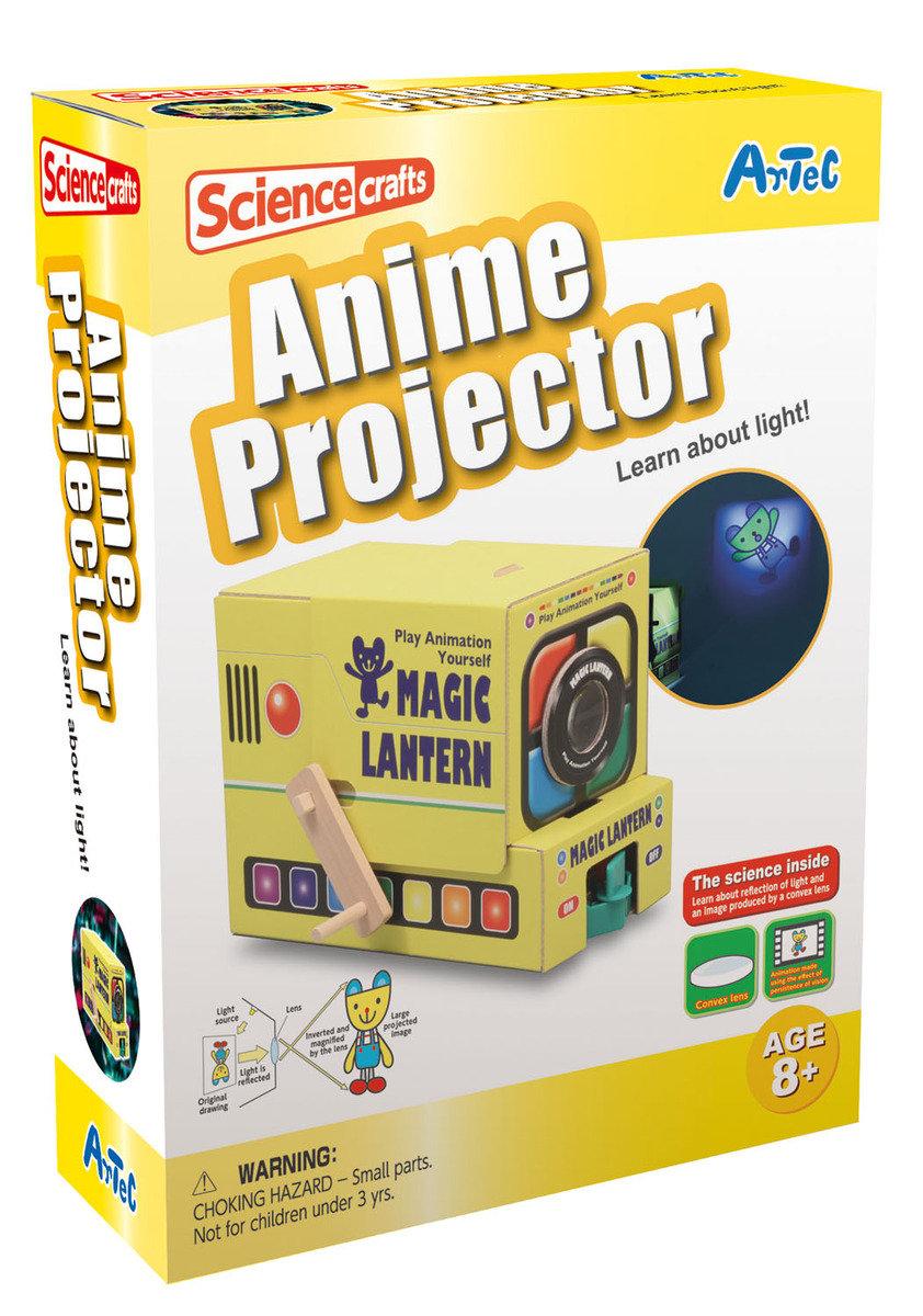 小小科學家-動畫投影機