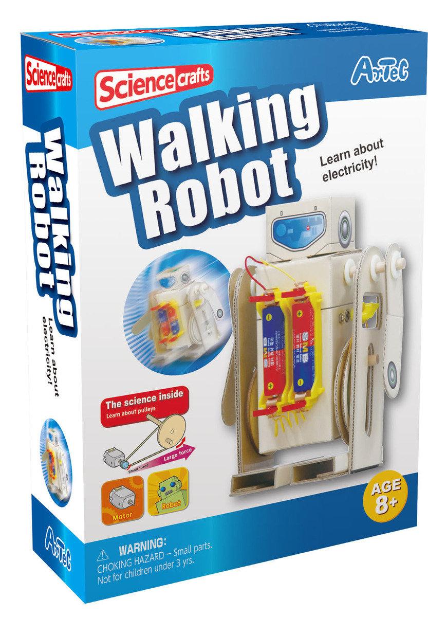 小小科學家-步行機械人