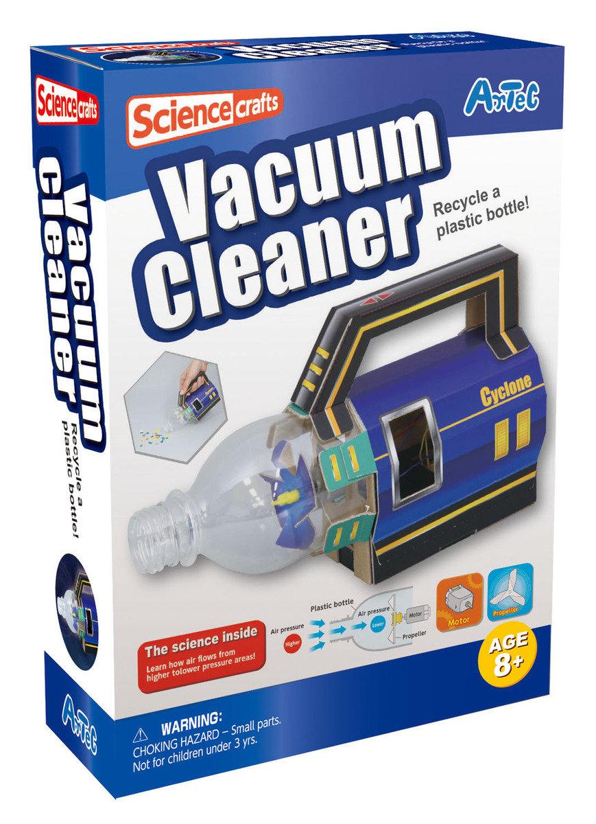 小小科學家-環保吸塵機