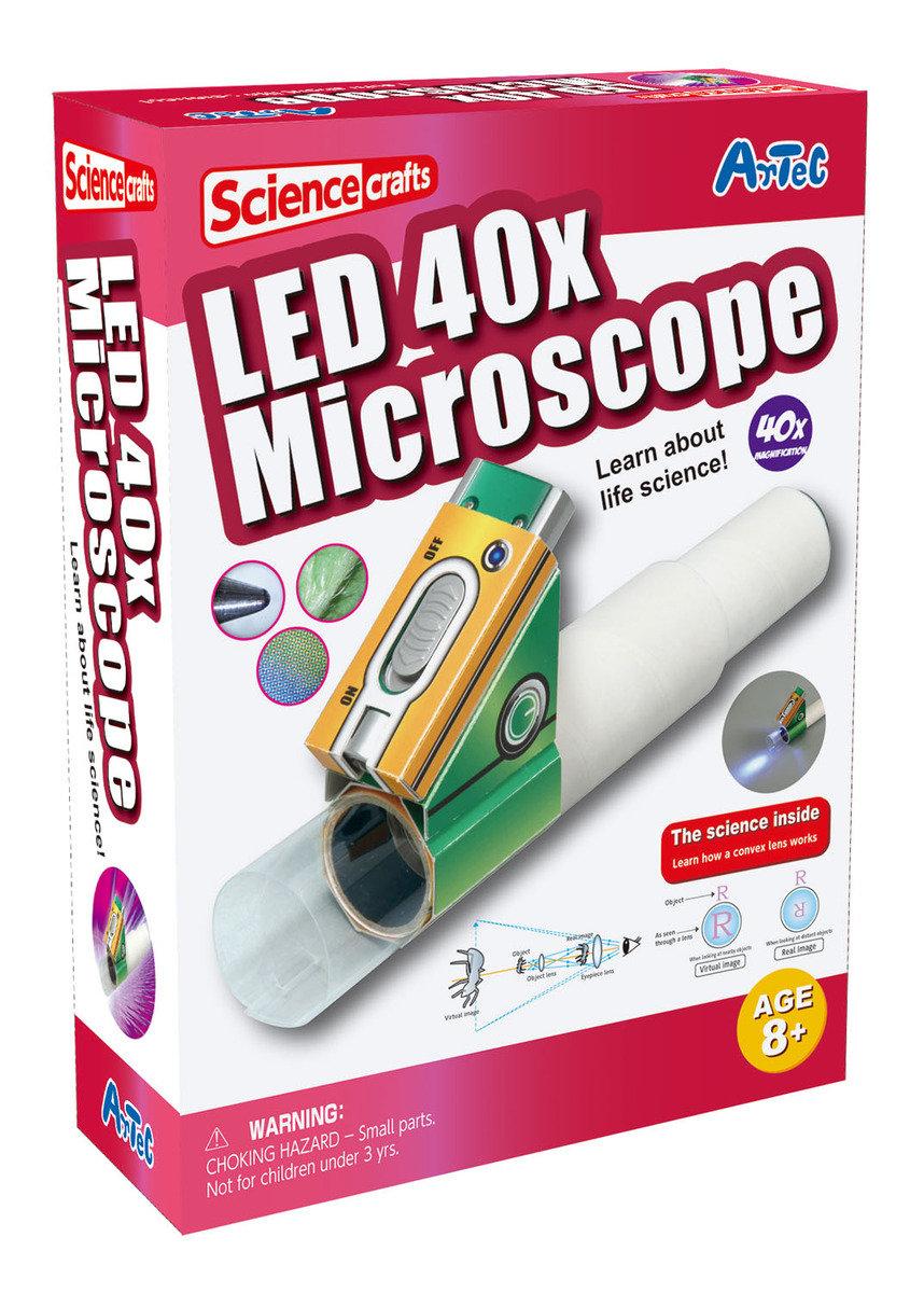 小小科學家-LED 顯微鏡