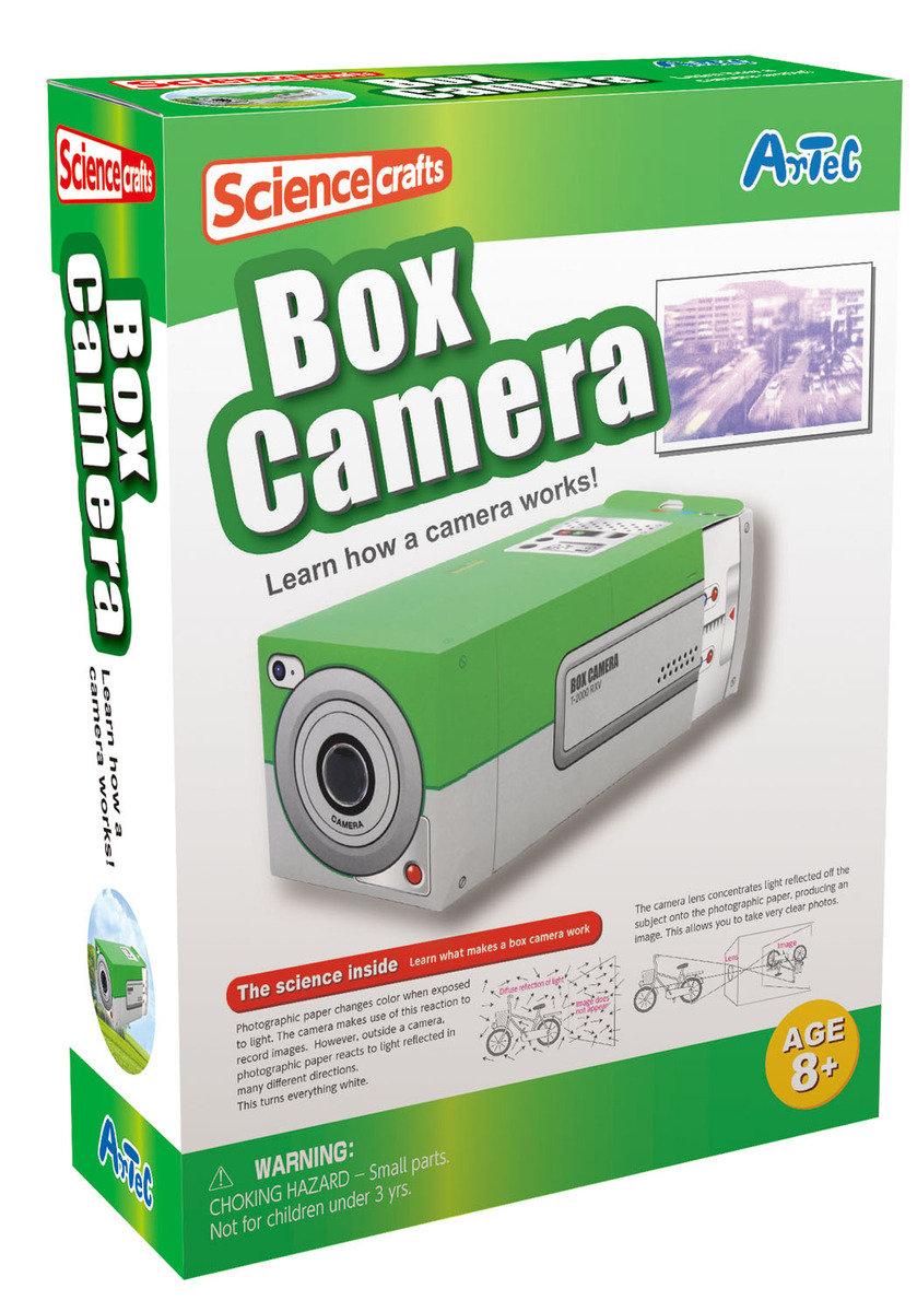 小小科學家-盒子相機