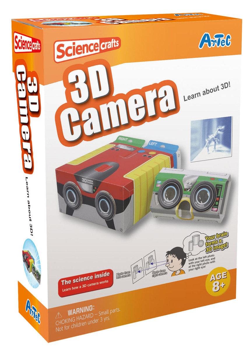 小小科學家-3D相機