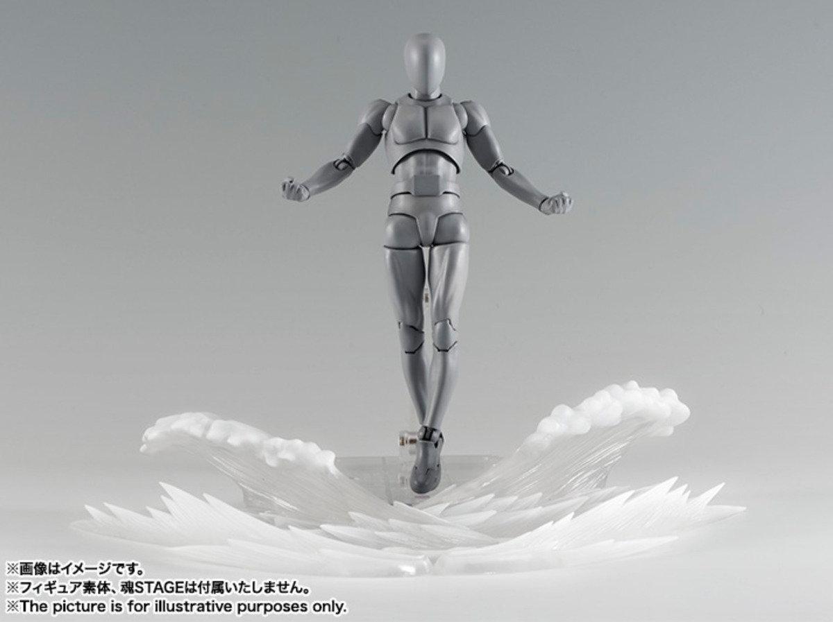 Tamashii Effect - 波浪效果 (透明)