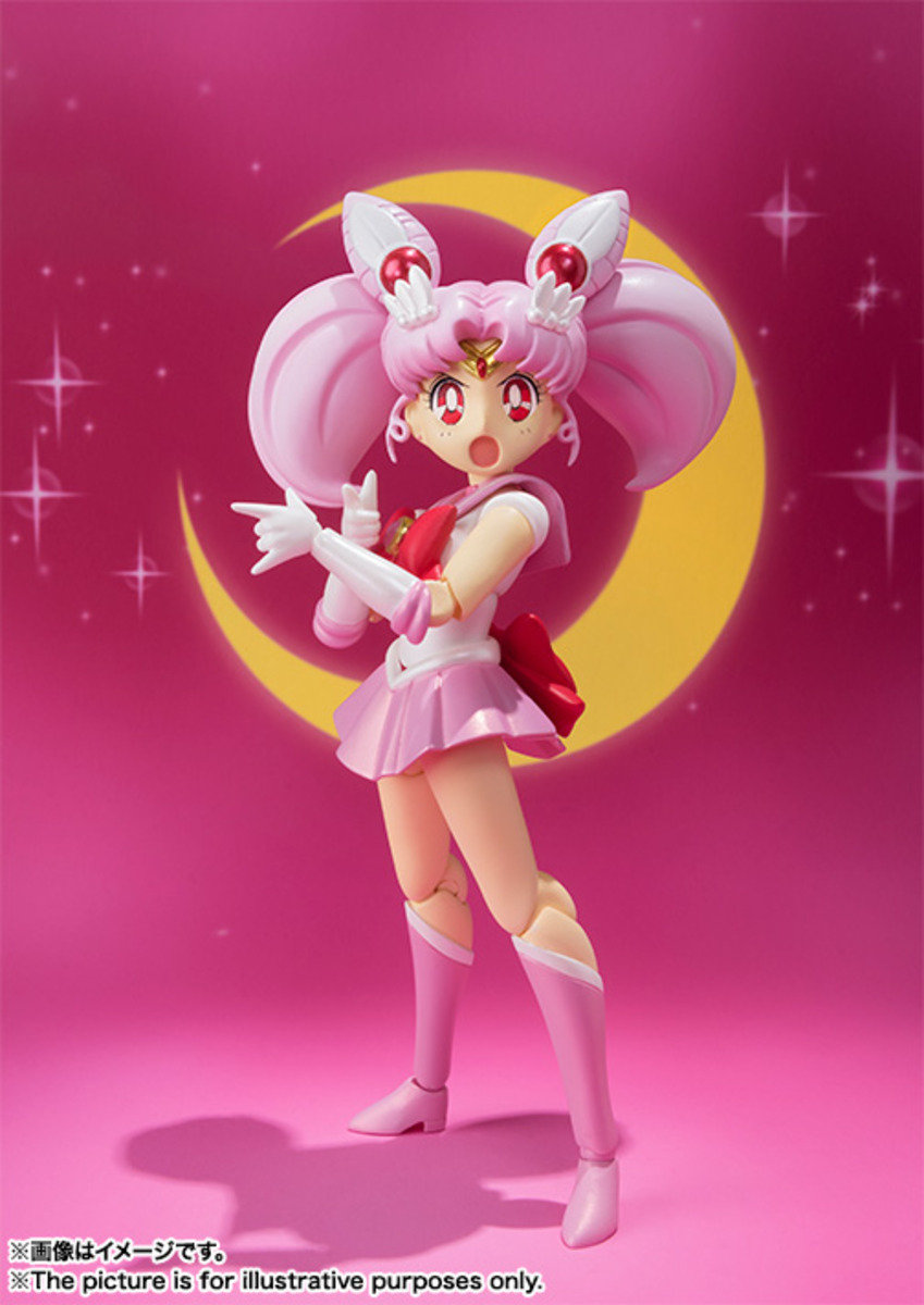 S.H.Figuarts - SAILOR CHIBI MOON