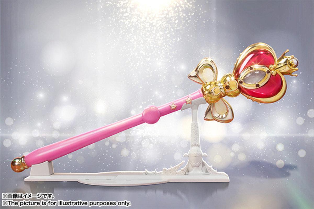 PROPLICA - 螺旋心月權杖