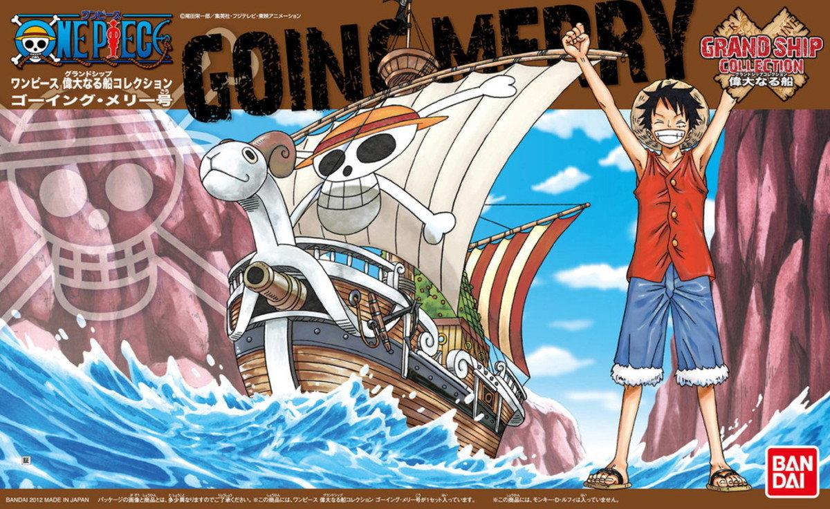 One Piece 海賊船系列 梅利號