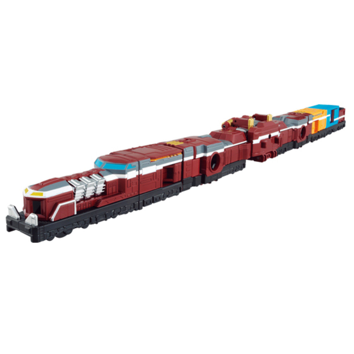 烈車系列8 柴油烈車