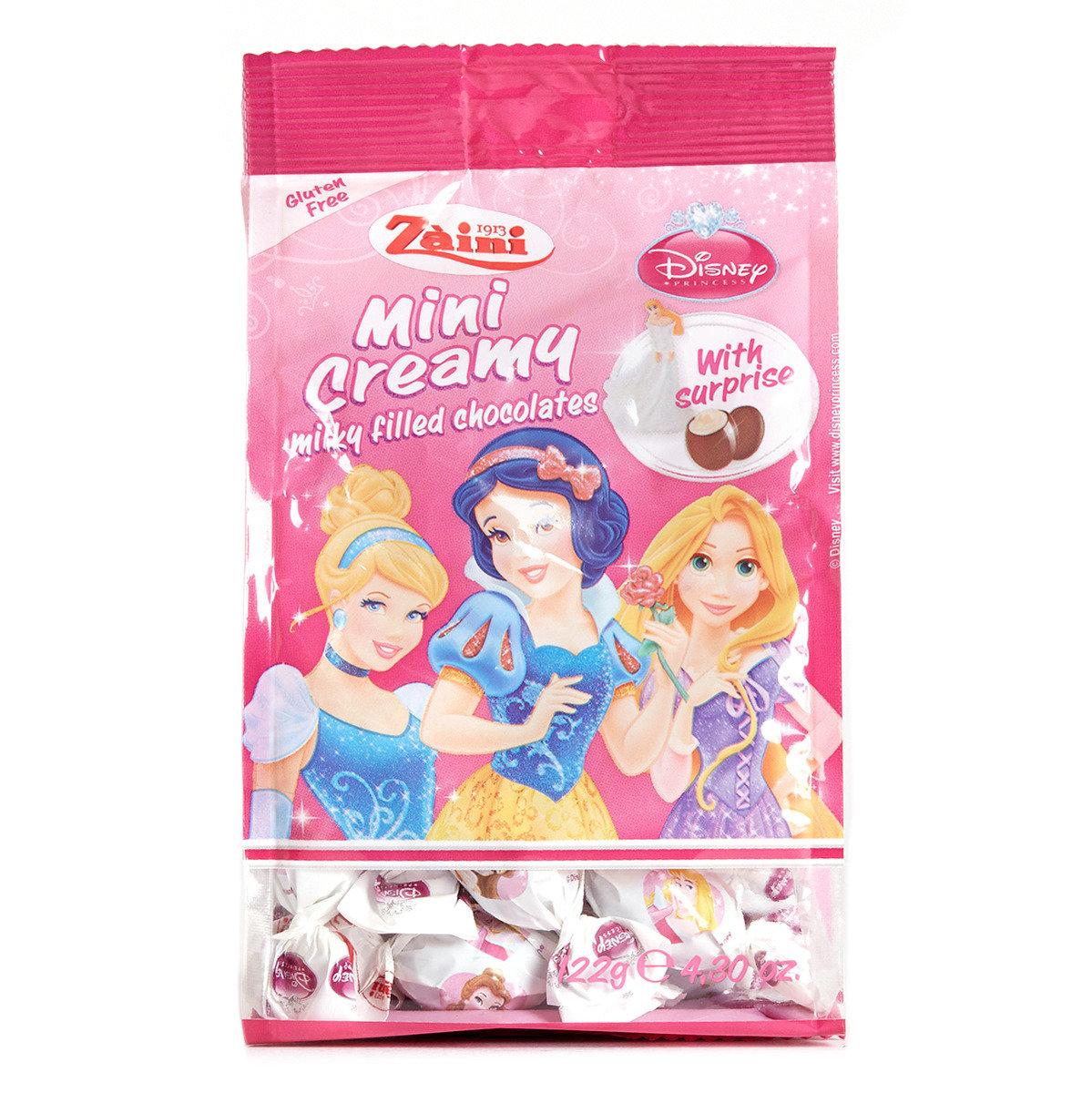 迪士尼公主系列迷你朱古力蛋